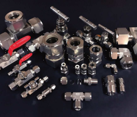 Hydraulic Piping System and Accessories