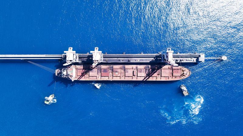 Bulk Carriers Orders Down 30%